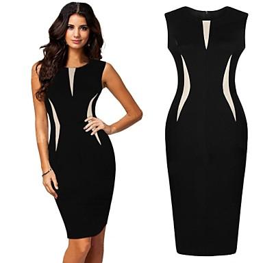 e9ed42532957 ženy sexy společenské šaty 2015 nové černé krátké rukávy šaty plus  velikosti SML XL XXL XXXL 2638136 2019 –  20.88