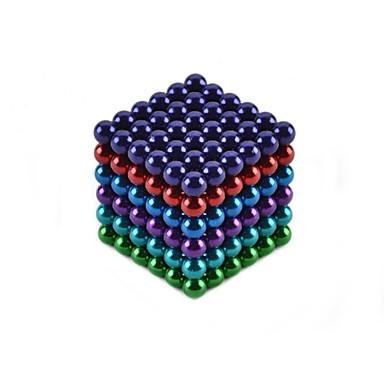 Magnetleksaker Byggklossar Superstarka neodymmagneter Neodymmagnet Puzzle Cube Metall Barn / Vuxna Pojkar Flickor Leksaker Present