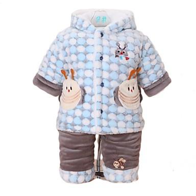 fiú baba pulcsik vastag flanel kétrészes ruha (kabát f6eb4d0c2a