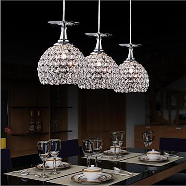 Esfera Moderno/Contemporáneo LED Lámparas Colgantes Luz Downlight ...