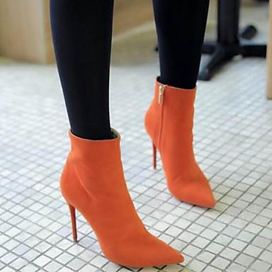 3ed8630026b γυναικεία παπούτσια μυτερό toe μποτάκια ψηλό τακούνι περισσότερα χρώματα  διαθέσιμα 2591382 2019 – $27.99
