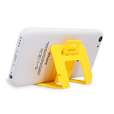 preiswerte Bis zu 0,99 $-Tisch Universell / Handy Ständerhalter montieren Verstellbarer Ständer Universell / Handy Kunststoff Halter