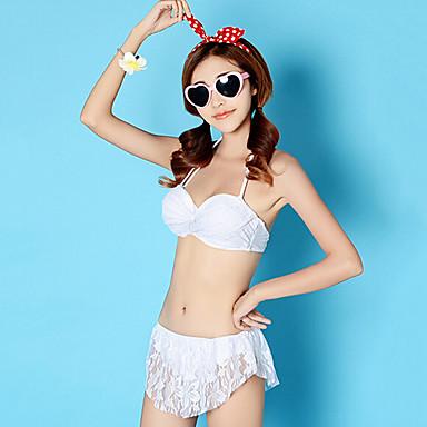Lovely Ouzi Womenu0027s Lovely Princess Style Lace Push Up Bikini Swimming Suit  2727781 2019 U2013 $33.31