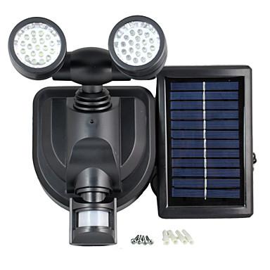 y solar zonne energie 38 led lamp bewegingssensor ondergelopen garage verlichting zonne energie parkeerplaats macht oplaadbare veiligheid spot 2897400 2018