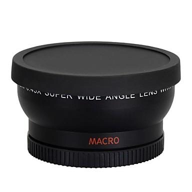 045x 58mm WIDE Angle LENS For Nikon Canon EOS 500D Rebel T1i T2i T3i T4i 450D 550D 2752923 2019 1599