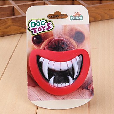 Tuggleksaker Hundleksak Husdjur Leksaker gnissla Gummi Present