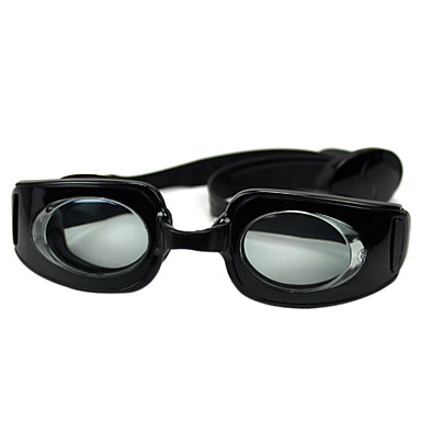 [$67 59] Sable Myopia Mirror Swimming Waterproof Antifogging Tempered  Lenses Anti Scrape Big Frame HD Lens 923SPT