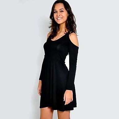 Mini vestidos tejidos