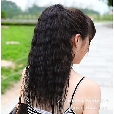 levne Culíky-Culíky a copy Vázání nahoře Vysoká kvalita Umělé vlasy Hair kus Prodlužování vlasů Klasický Denní