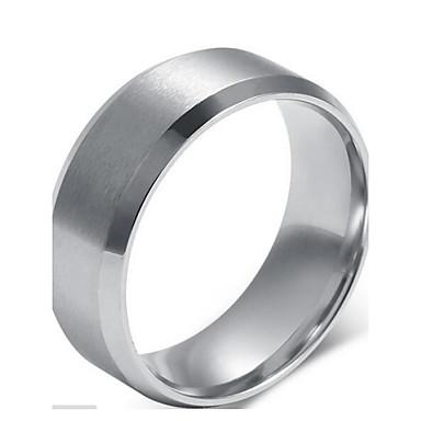 levne Pánské šperky-Pánské Vyzvánění 1ks Stříbro Módní inženýrství Vánoční dárky Svatební Šperky