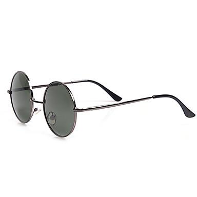 polarizált férfi kerek könnyűfém retro napszemüveg 2809971 2019 –  6.99 a71d7690e6