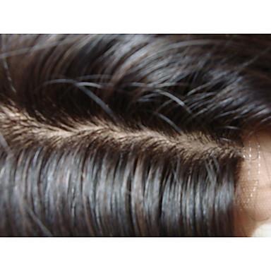 povoljno Ekstenzije od ljudske kose-Žene - Ugradnja umetaka - Egyenes Smeđa , Ljudske kose )