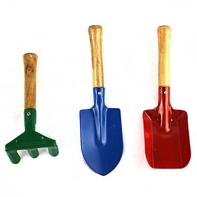 kit de herramientas de color de jardinería para niños (3 piezas ...