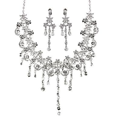 d75995ab12f Mulheres Gargantilhas - Imitações de Diamante Borla