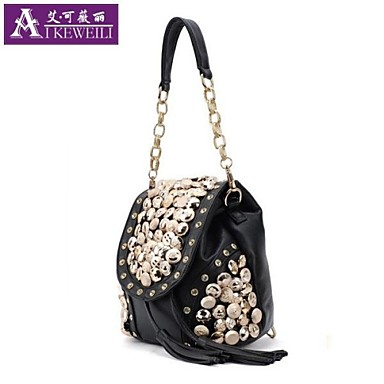 4c915d210b AIKEWEILI®Women s Handbag Hot Fastener Vintage Drawstring Backpack Korean  Style Hopo Shoulder Bag Travel Bags 2733231 2019 –  69.95