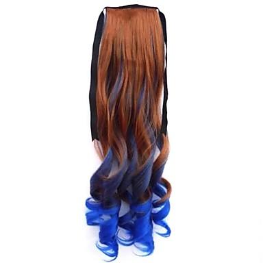 1pcs mode vacker flicka högkvalitativa hår hästsvans 3 färger tillval