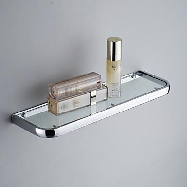 glashylde badeværelse moderne messing vægmonteret badeværelse glashylder 3113356 2018  glashylde badeværelse