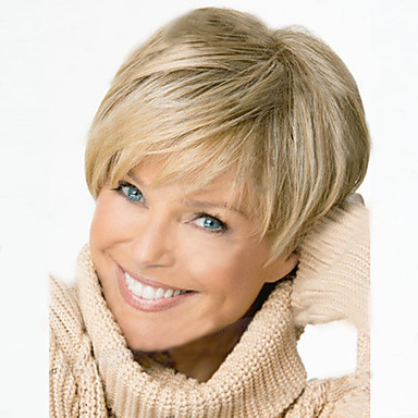 Short Hair Wig Synthetic Wigs Natural Short Wig 3943832