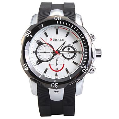 274fb02b7 Curren luxusních značek sportovní hodinky pánské hodinky quartz šaty náramkové  hodinky z nerezové oceli vodotěsné hodinky zpět 3150960 2019 – $24.00