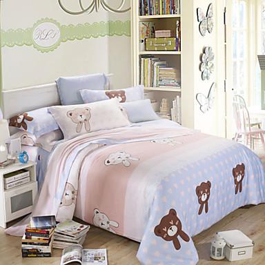 hálószoba készletek queen king size ágynemű Tencel elegáns ágynemű paplan  terjed ágy íves párnahuzat 3080814 2019 –  122.84 b26e89fba8