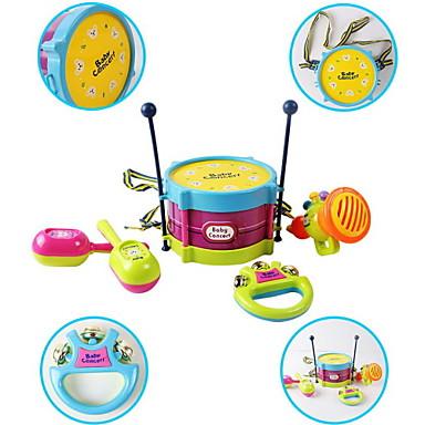 barn leksak rulle trumma musikinstrument set