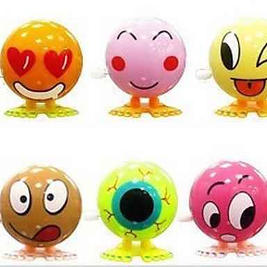 kedjeexpression mer bouncy boll vind upp leksaker för barn