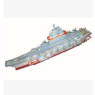3d hangarfartyg formade pussel
