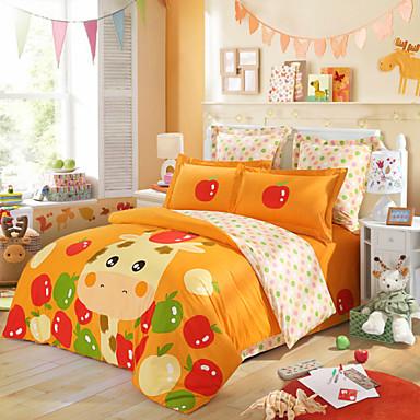 Enfants Lovo Douce Bande Dessinee Mignonne Girafe 100 Coton 300