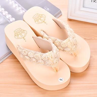 hayoha 2015 letní dámské sandály platforma žabky boty plážové pantofle pro volný  čas sandály 3318612 2019 –  6.99 20d3dc3d9a