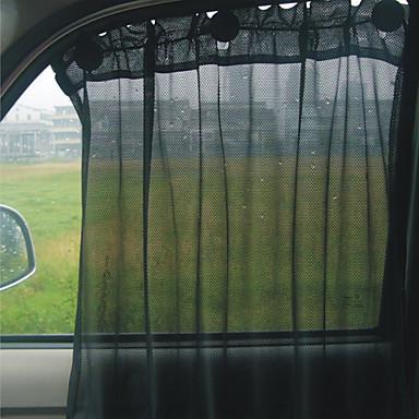 voiture pare-soleil de rideau rideau de côté fenêtre latérale de ...
