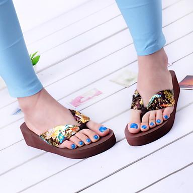 hayoha 2015 letní dámské sandály platforma žabky boty plážové pantofle pro volný  čas sandály 3318622 2019 –  5.99 9db46cb922