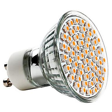 3 W Led Spot Lampen 250 350 Lm Gu10 Mr16 60 Perlen Smd 3528 Warmes Weiß 220 240 V Astm 319533 2019 1 99