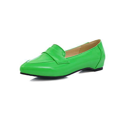 32ff03b5794 [$24.49] Women's Shoes Flat Heel Comfort/Pointed Toe Loafers Outdoor/Casual  Black/Brown/Green/Red/White/Khaki