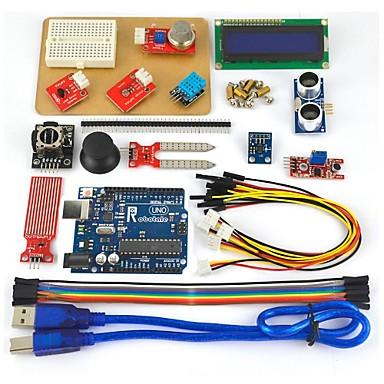 simuleringen demokit, analog display kit för Arduino
