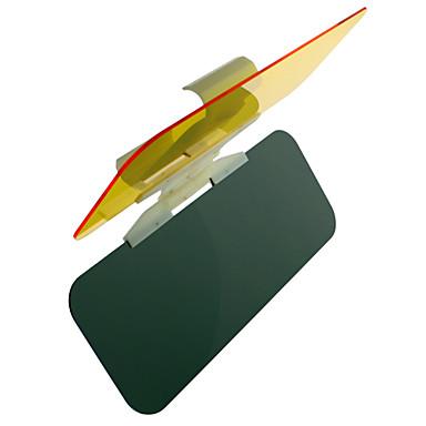 billige Solskjermer og visirer til bilen-bil plast bil solskygger og visors bil visors for universell
