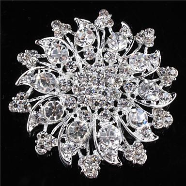 Broscher Stilig Brosch Smycken Silver Till Vardag