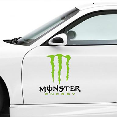 Monsterenergy car sticker car body decoration sticker size35cm 3605861 2018 19 99
