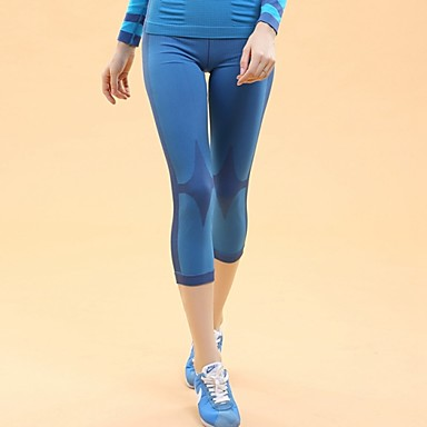 speciella nya kvinnor kör fitness tighta byxor kroppen skulptera stretch fuktspridande andas sport shorts