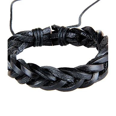 Armband ( Läder Vintage/Ledigt