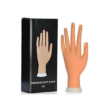 levne Náčiní a vybavení-Silikon False Nails Pro Other Více designů nail art manikúra pedikúra Jednoduchý / Klasické Denní