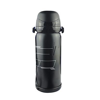 billige Sykkeltilbehør-Sykkel Vannflasker Varmebevaring Ikke Giftig BPA Miljøvennlig Praktiskt Til Sykling Vei Sykkel Fjellsykkel Rustfritt stål Stål Svart Rød Blå