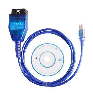 billige Interiørtilbehør til bilen-vag kkl usb for fiat ecu scan diagnostisk kompatibel grensesnitt obd2 verktøy med original ft232rl chip