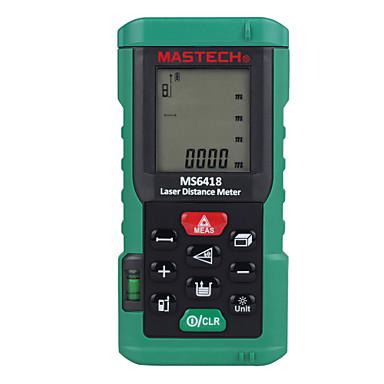 levne Vodováhy-MASTECH ms6418 80m laserový měřič vzdálenosti