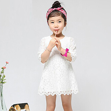 90801b8cd New Fashion Korean Children Clothing Beautiful White Girls Lace ...