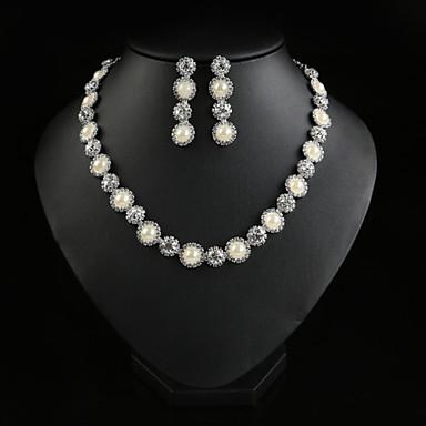1d772855a330 Collar Pendiente ( Aleación Zirconia Cúbica )- Fiesta Casual para Mujer  4226241 2019 –  17.99