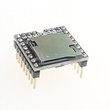 mini mp3-spelare modul för Arduino
