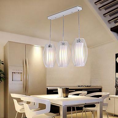 [$198.44] Moderno/Contemporáneo Lámparas Colgantes Para Comedor Habitación  de estudio/Oficina Amarillo Bombilla no incluida