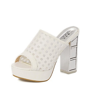 a261715ac Women s Shoes Platform Heels Platform Sandals Casual White Silver 3841452  2019 –  24.99