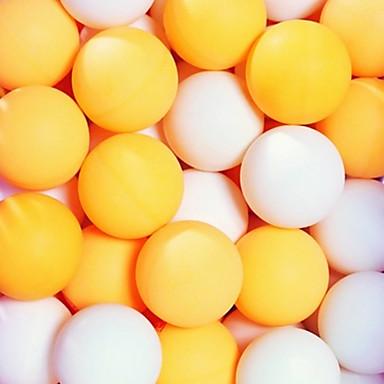 Fantastisk 50stk / pak) 3-stjernede 40mm standard bordtennisbolde pingpong RP84