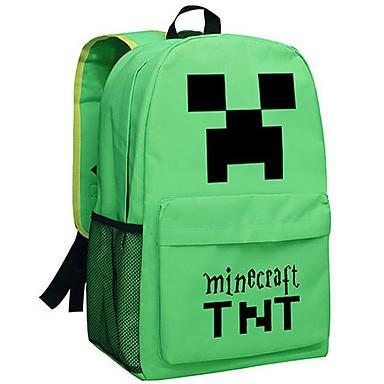 54e43b9d16 Minecraft ruksak enderman dan spakirati nova školska torba najlon ruksak  igra pretinca zeleni 049 TNT iz 3849555 2019 . –  39.99